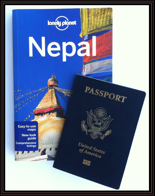 Nepal-passport